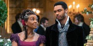 Netflix's Bridgerton Show First Look Images Confirm Christmas Release Date