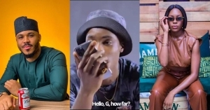 Moment Neo Pranked Ozo By Telling Him Vee Is Pregnant (Video)