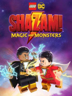 LEGO DC: Shazam - Magic & Monsters (2020) (Animation) (Movie)