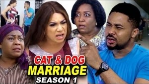 Cat & Dog Marriage (2020 Nollywood Movie)