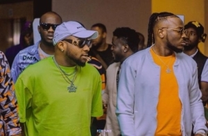 Davido Doesn't Sleep, He's In The Studio Till 6am – Peruzzi
