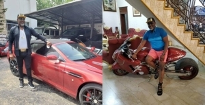 Dino Melaye Brags About His Cars And Mansion, Says It Is A Product Of Hardwork (Video)