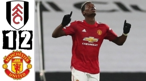 Fulham vs Manchester United  1 - 2 (EPL Goals & Highlights 2021)