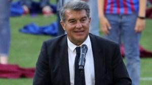 Barcelona president Laporta has his favourite among 6 names to replace Koeman