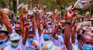 NYSC Condole With Families Of 5 Corpers Who Died In Fatal Accident In Kastina