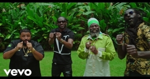 DJ Khaled - WHERE YOU COME FROM ft. Buju Banton, Capleton, Bounty Killer (Video)