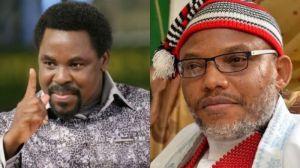 Nnamdi Kanu Will Die Soon, T.B Joshua Is In Hell Fire – Pastor Peters Makes Shocking Revelations