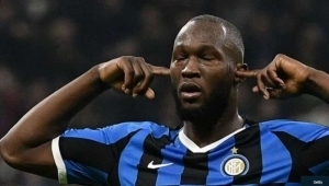 Inter Milan Striker Lukaku Very Angry With His FIFA 21 Rating (See What He Said)
