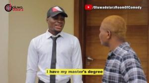 Oluwadolarz M*nhood To Be Cut Off (Comedy Video)