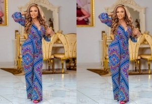 Age Got Nothing On Me – Iyabo Ojo Brags As She Oozes Ageless Beauty In These Dapper Outfit