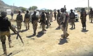 Gana: Troops kill several bandits, arrest others in Benue, Nasarawa, Taraba