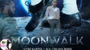 Vybz Kartel – Moon Walk Ft. Squash