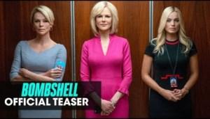 Bombshell (2019) [HDCam] (Official Trailer)
