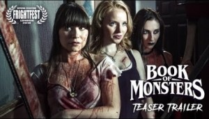 Book of Monsters (2018) (Official Trailer)