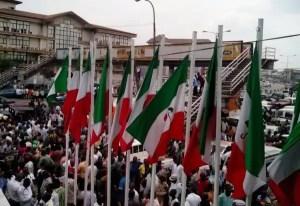 PDP Primaries: Voting Materials Arrive Venue As Election Kicks Off