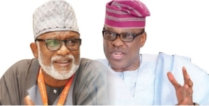 Ondo Election: Akeredolu, Jegede, Others Sign Peace Accord Tuesday