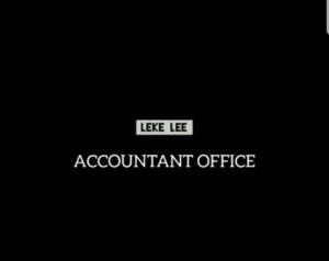 Leke Lee – Accountant Office