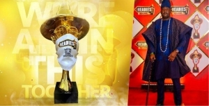 """Long Neck Like Palliative Rope"" – Desmond Elliot Calls Out Over Appearance At Headies Awards"