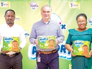 New Molfix Air Dry diaper hits the shelves