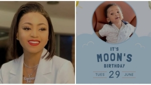 Regina Daniels To Invite 30 Fans To Son's 'Lavish' First Birthday