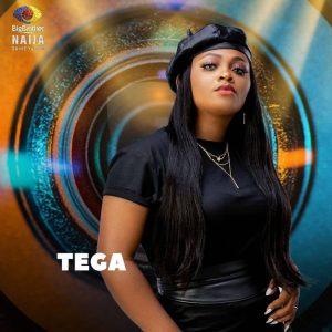 BBNaija: Tega Breaks Down In Tears During Diary Session