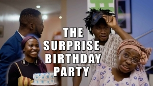 Taaooma –  The Surprise Birthday Party  (Comedy Video)