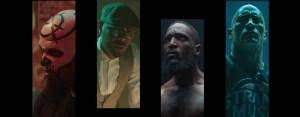 Tech N9ne - Face Off ft. Joey Cool, King Iso & Dwayne Johnson (Video)