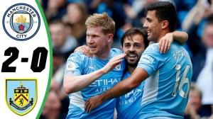 Manchester City vs Burnley 2 - 0 (Premier League  2021 Goals & Highlights)