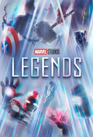 Marvel Studios Legends Season 01
