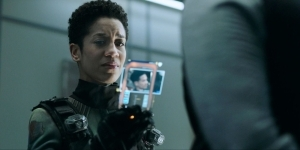 The Expanse: How Naomi Moves On From Confronting Her Son