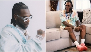 """""""My father Is Not Rich But I Pray I Can Be Even Half The Man He Is """" – Burna Boy Writes"""