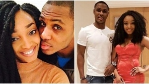 Super Eagles Player, Jude Ighalo Fights Dirty On IG With His Estranged Wife, Sonia Adesuwa