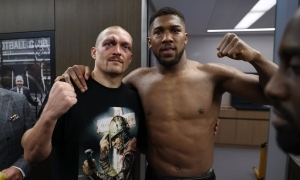 Usyk's promoter confirms Anthony Joshua rematch