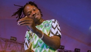 """""""Omo Na Me Go Sing The New National Anthem For UAR""""- Naira Marley Volunteers"""