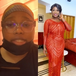 Woman Who Alleged That Mercy Johnson Stormed Her Daughter