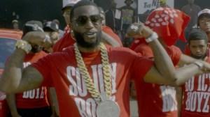 Gucci Mane - Posse On Bouldercrest ft. Pooh Shiesty & Sir Mix-A-Lot (Video)