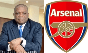 Orji Uzor Kalu reveals plan to buy 35% stake at Arsenal Football Club