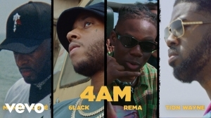 Love Renaissance – 4AM Ft. Manny Norté, 6LACK, Rema, Tion Wayne (Music Video)