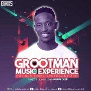 Koppz Deep – Grootman Music Experience Vol. 004