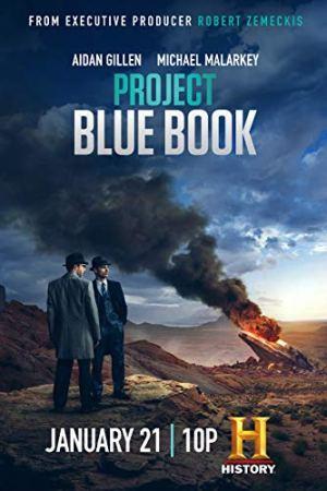 Project Blue Book S02E09 - BROKEN ARROW (TV Series)
