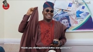 Mr Macaroni – Where Una Dey See This Money (Comedy Video)