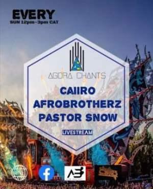Afro Brotherz & Caiiro – Agora Chants 10 Mix