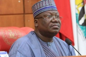 Another protest looms if unemployment persists - Senate president Ahmad Lawan warns