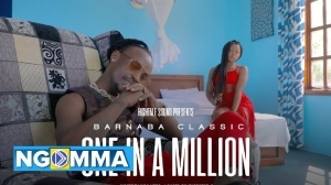 Barnaba Classic – One in a million (Music Video)