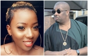 Don Jazzy Gifts Lady N200k to Buy Television And DSTV So She Could Watch BBNaija Season 5