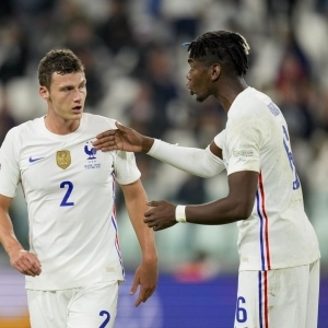 He apologized to me – Benjamin Pavard finally responds to Pogba on-pitch rant