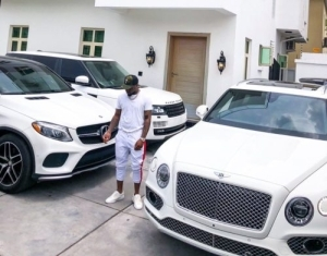 Davido Planning To Sell His Expensive Cars To Raise Funds to Help Fight Coronavirus