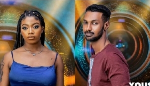 BBNaija: Angel Accuses Housemates Of 'Spoiling Her Market' With Yousef