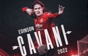 'Always wanted him to stay' – Solskjaer delighted as Cavani puts pen to paper for another year with Man United
