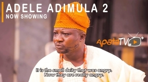 Adele Adimula Part 2 (2021 Yoruba Movie)